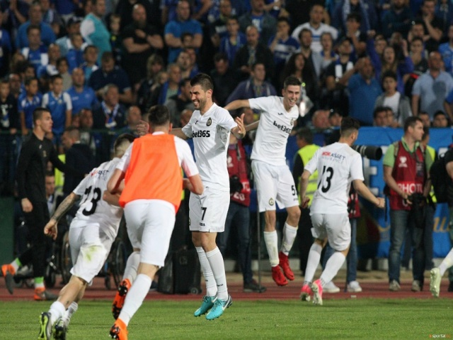 Bulgaria: Slavia Sofia Won the Bulgarian Cup after a 22-year Break