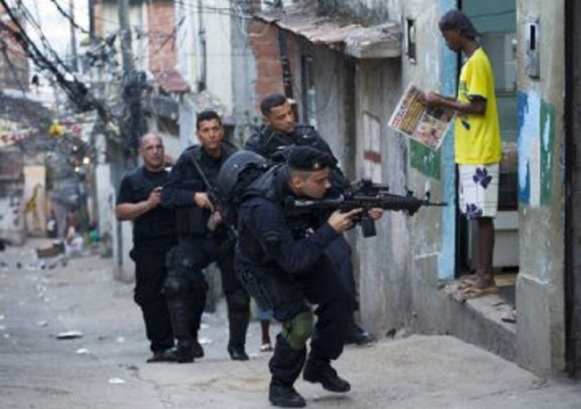 Bulgaria: The Brazilian Police Killed more than 5,000 People Last Year