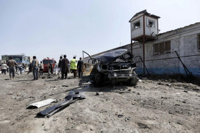 Bulgaria: Dozens of Police Officers Killed by the Taliban in Afghan Province Farah