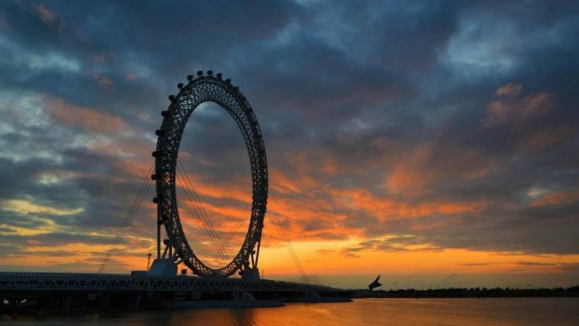 Bulgaria: The Largest Ferris Wheel Is Available for People to Visit (VIDEO / PHOTOS)