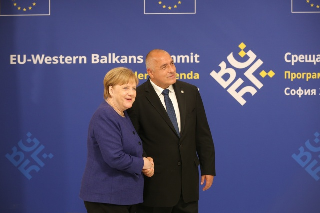 Bulgaria: The German Chancellor Gave a Press Conference After the Summit in Sofia