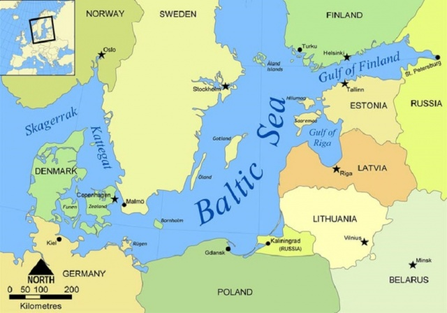Bulgaria: Russia Poses no threat to Baltic Republics - Czech Officials