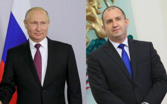 Bulgaria Today Bulgarian President Radev Will Meet Putin In Sochi