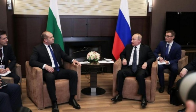 Bulgaria: Radev to Putin: Bulgaria and Russia must be Frank with Each Other