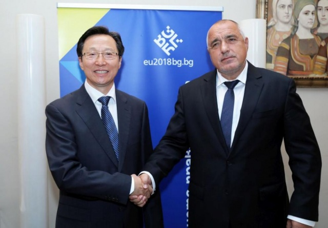 Bulgaria: PM Borisov Sees a Tremendous Potential for Cooperation with China in the Field of Agriculture