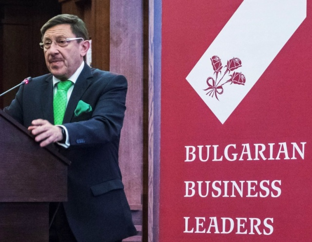 Bulgaria: Maxim Behar re-elected into the Board of the Business Leaders Forum