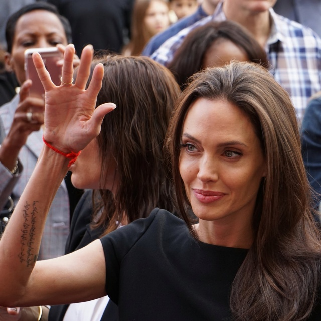 Bulgaria: Angelina Jolie with unexpected surprise (Photo)