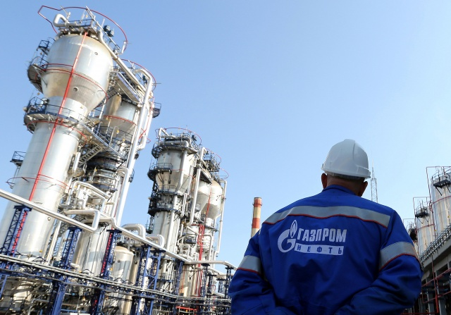 "Bulgaria: The Profit of ""Gazprom"" Reached a Three-year Peak"