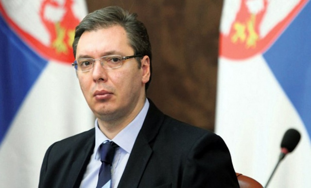 """Bulgaria: Aleksandar Vucic: """"We have been Warned - if we Send Soldiers to Kosovo..."""""""