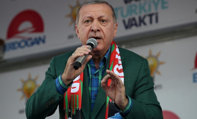 Bulgaria: Erdogan Claims Turkish Lira's Loss in Value a Manipulation against Turkey