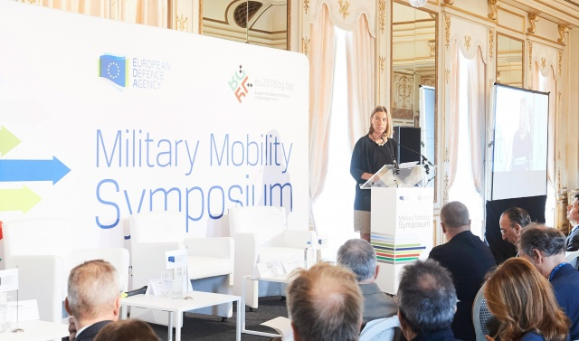 Bulgaria: EDA and Bulgarian EU Presidency Highlight Importance of Military Mobility
