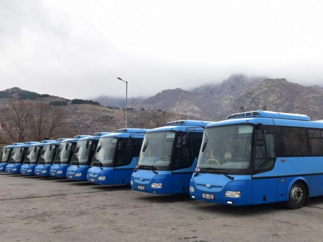 Bulgaria: Bus Carrier Companies are Planning  to Protest