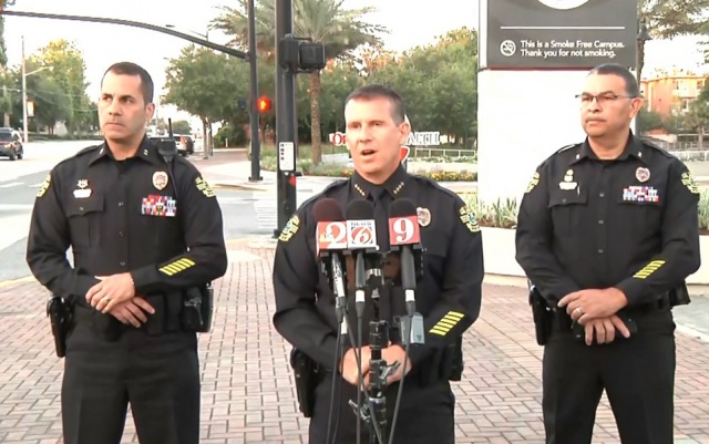 Bulgaria Unknown Man Opened Fire and took 4 Children as Hostages in Orlando