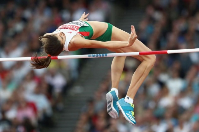 Bulgaria: Mirela Demireva made a Historic Jump in Stockholm