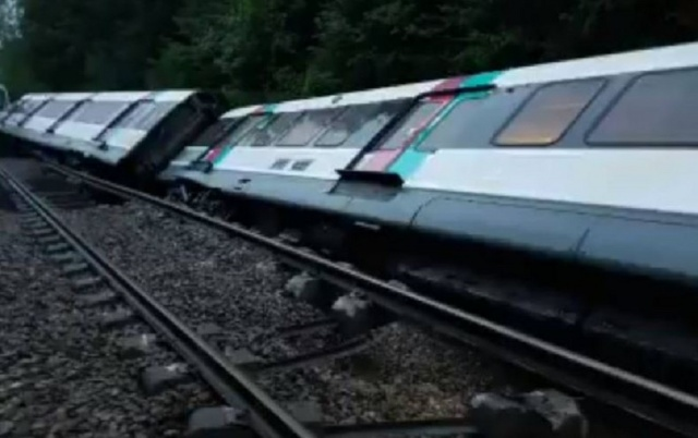 Bulgaria: 7 People were Injured in a Train Accident near Paris