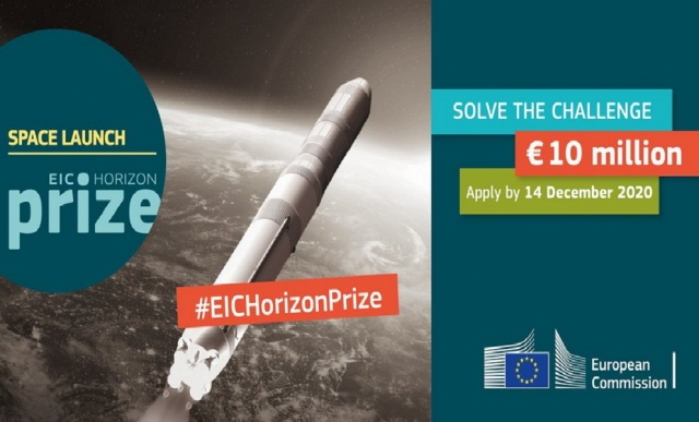 Bulgaria: The European Commission Opens Competition for a €10 Million Prize for Low-cost Space Launch