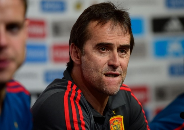 Bulgaria: Spain Fired its Coach a Day before the Start of the 2018 World Cup