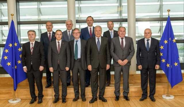 Bulgaria: Joint Statement by Commissioners Avramopoulos and King, the Ministers of Interior of the Western Balkans