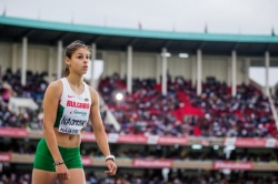 Bulgaria: Unbelievable! Alexandra Nacheva is at the Top of the World in the Triple Jump with a Great Result
