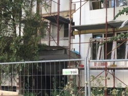 Bulgaria: Soon in Sofia: Home Repair? Just over the Weekend and after Asking Permission from the Neighbors