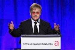 Bulgaria: Elton John Blasts 'Bigoted' Nations for Hampering AIDS Fight