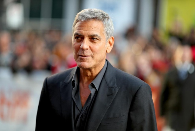 Bulgaria: George Clooney in Road Accident in Sardinia, Italy