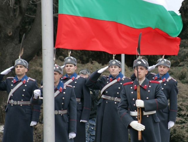 Bulgaria: Bulgaria Expects this Year to Reach Defense Spending Equal to 1.56% of GDP