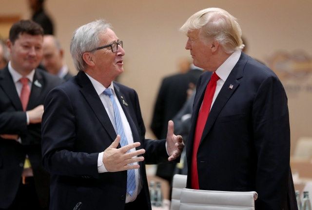 Trump And EU Agree To Work Toward Zero Tariffs