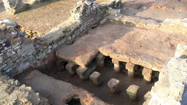 Bulgaria: Archaeologists In Bulgaria Have Stumbled Upon The 3rd Century AD Roman Tomb Of An Ancient Thracian Aristocrat