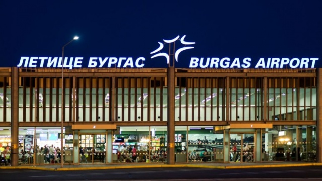 Bulgaria: Bourgas Airport Served as Many Passengers as the Population of Medium Bulgarian City for One Day