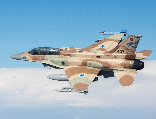 Bulgaria: Israeli F-16S: A Possible Upgrade to the Bulgarian Air Force