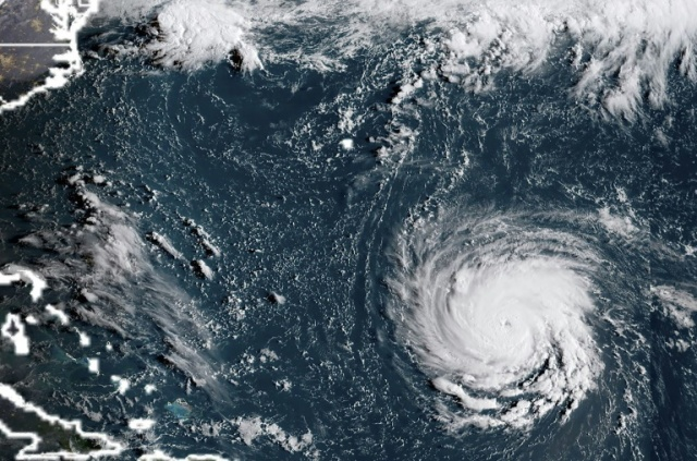 Bulgaria: Over a Million Told to Flee as Hurricane Florence Stalks US East Coast