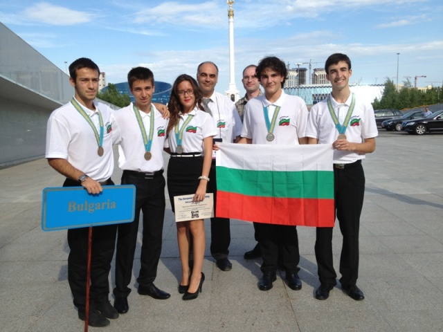Bulgaria: Bulgaria Ranks Fifth in All-time Medal Tally of International Olympiad in Informatics