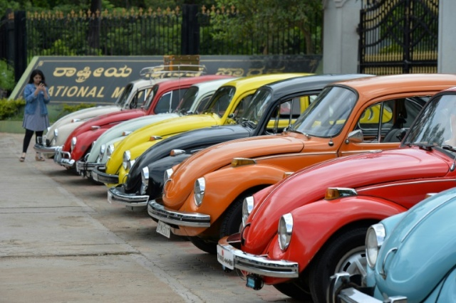 Bulgaria: Volkswagen to End Iconic 'Beetle' Cars in 2019