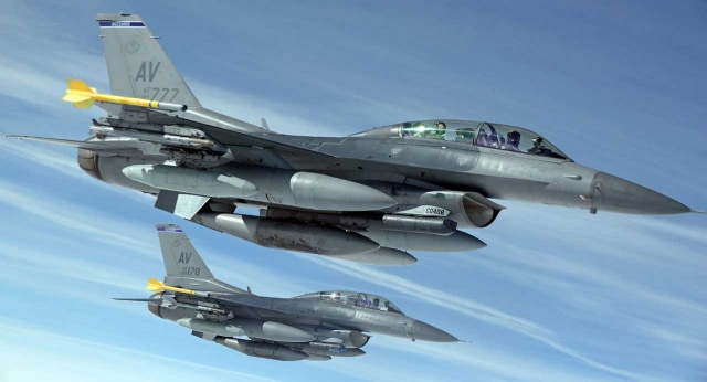 Bulgaria: F-16 Block 72 Known as Viper Has Been Offered to Bulgaria