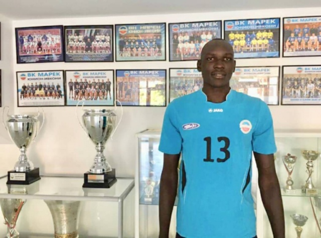 Bulgaria: Ugandan Volleyball Ace Ongom Joins Bulgaria Club