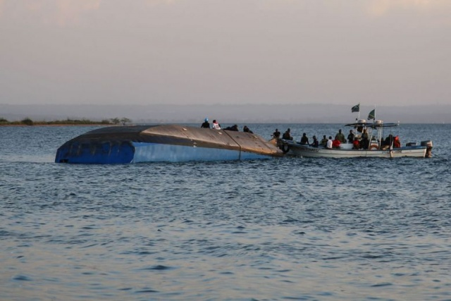Survivor found inside capsized Tanzania ferry; toll hits 167