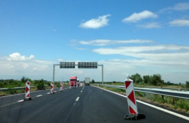 Bulgaria: A Limit of 90 km/h is Introduced on Trakia Highway between Chirpan and Stara Zagora