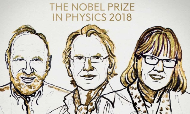 Bulgaria: Nobel Prize in Physics is Shared by a Woman, the First in 55 Years