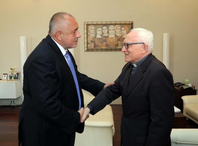 Bulgaria: PM and Apostolic Nuncio to Bulgaria Discussed Possible Visit by the Pope