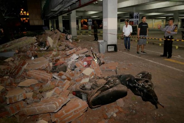 Bulgaria: Three Dead as Strong Earthquake Hits Indonesia
