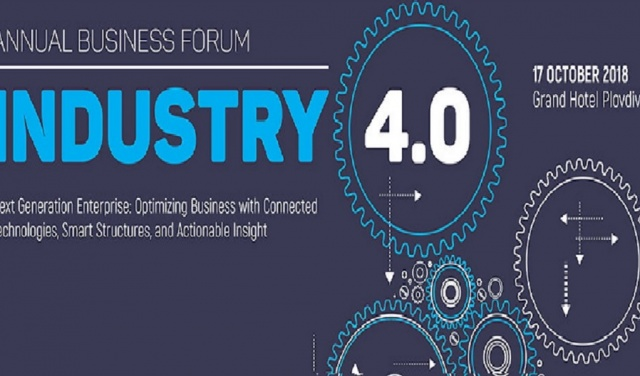 "Bulgaria: Bulgaria's Plovdiv to Host Annual Business Forum ""Industry 4.0"""