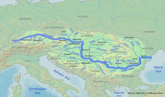 Bulgaria: Romania Takes over Presidency of EU Strategy for the Danube Region from Bulgaria