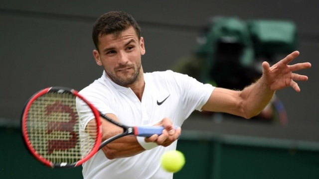 Bulgaria: Grigor Dimitrov Still Among the Top 10 Tennis Players in the World Rankings