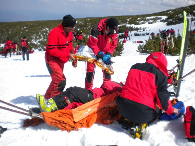 Bulgaria: Bulgarian Mountain Rescue Service: Mountain Travellers Should Start Using Winter Gear