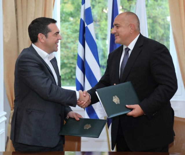Bulgaria: Bulgaria, Greece Prime Ministers Sign Declaration on Thessaloniki-Ruse Railway Link