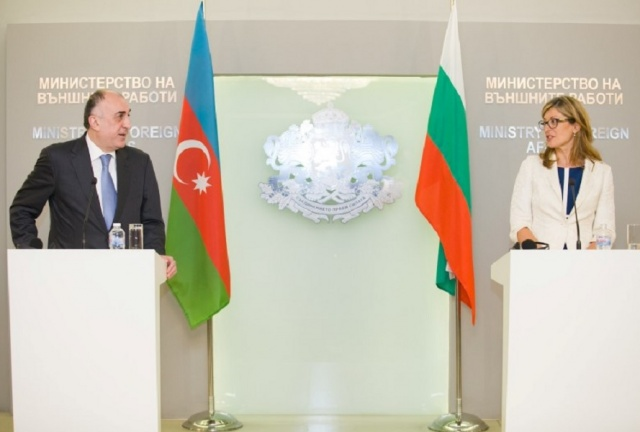 Bulgaria: Azerbaijan Foreign Minister: Bulgaria-Azerbaijan Relations in Energy are Important Basis for Further Cooperation