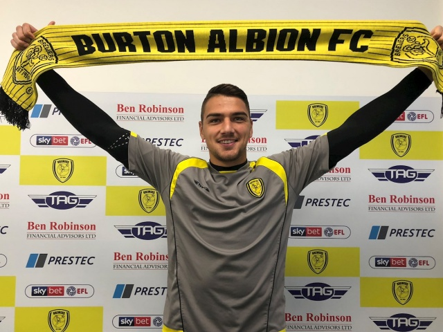 Bulgaria: Goalkeeper Dimitar Evtimov Could Make Bulgaria Debut after Impressing for English Burton Albion