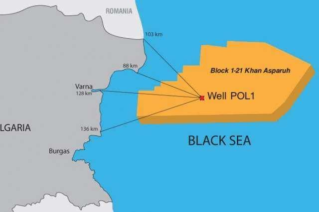 Bulgaria: French Oil Giant Total Starts Third Drilling for Gas and Oil off Bulgarian Coast