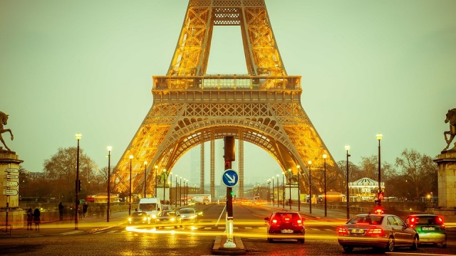 Bulgaria: You Can Now Buy Part of the Eiffel Tower